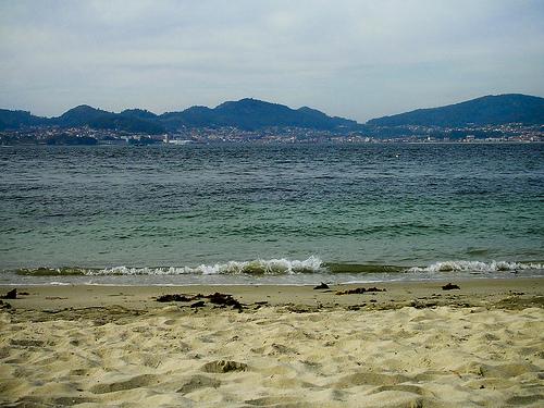 vigo playa