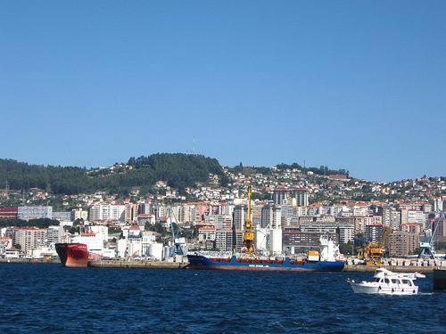 Cu druple llegada de cruceros al puerto de vigo - Puerto de vigo cruceros ...