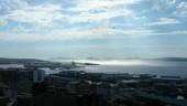 vista previa del artículo Numerosos turistas llegan en el barco Oriana a Vigo