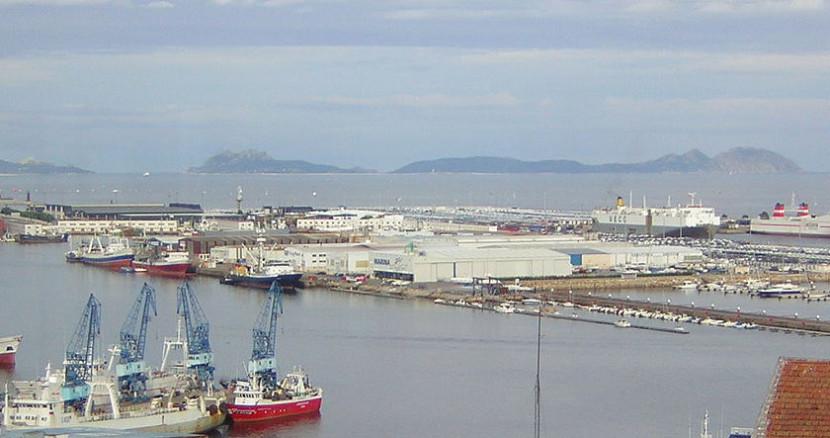 Vigo en Galicia