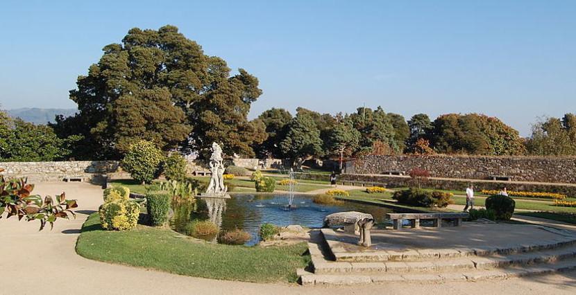 Parque en Vigo